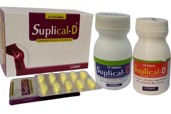 Suplical-D®